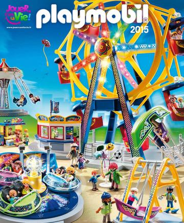 Catalogue Playmobil 2015