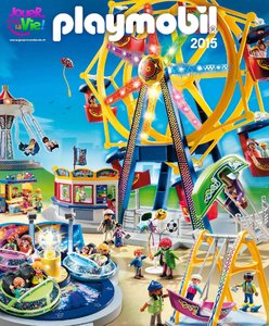 Catalogue Playmobil 2015 page 1