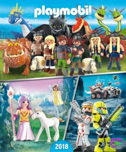Catalogue Playmobil 2018 page 1