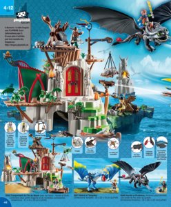 Catalogue Playmobil 2018 page 42