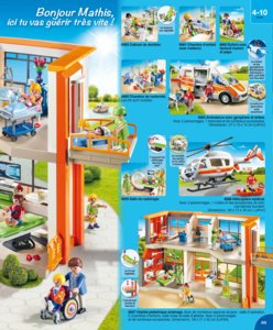 Catalogue Playmobil 2018 page 55
