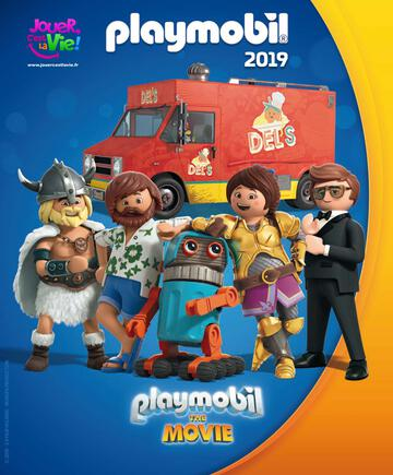 Catalogue Playmobil 2019