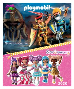 Catalogue Playmobil 2020 page 1