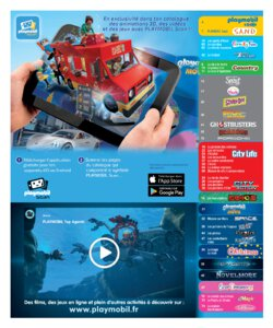 Catalogue Playmobil 2020 page 3