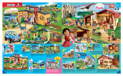 Catalogue Playmobil 2020 page 10