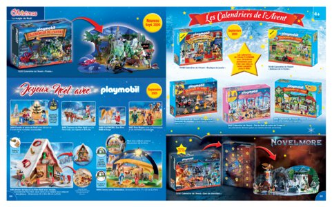 Catalogue Playmobil 2020 page 19