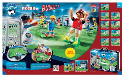 Catalogue Playmobil 2020 page 23