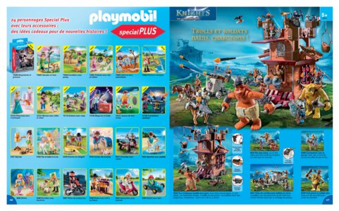 Catalogue Playmobil 2020 page 25