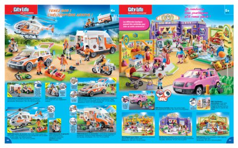 Catalogue Playmobil 2020 page 30