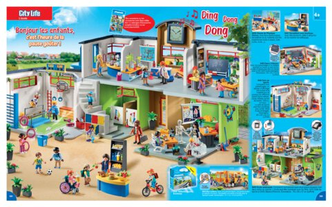 Catalogue Playmobil 2020 page 31