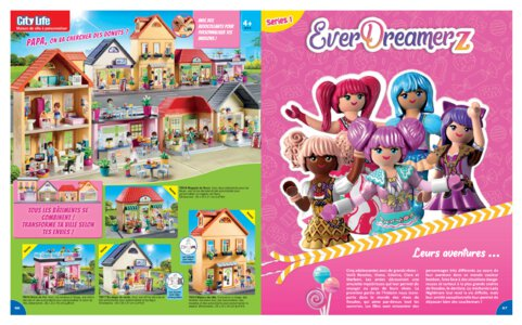 Catalogue Playmobil 2020 page 35