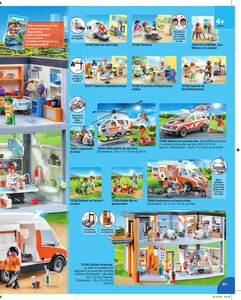 Catalogue Playmobil 2021 page 61