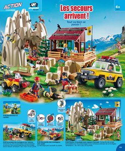 Catalogue Playmobil Janvier 2019 page 15
