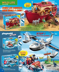 Catalogue Playmobil Janvier 2019 page 16