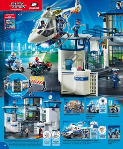 Catalogue Playmobil Janvier 2019 page 18
