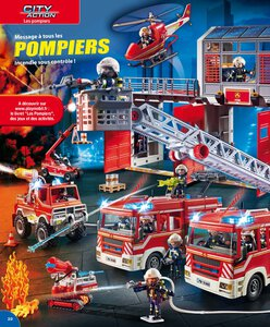 Catalogue Playmobil Janvier 2019 page 22