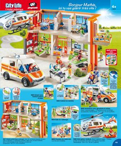 Catalogue Playmobil Janvier 2019 page 45