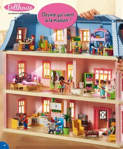 Catalogue Playmobil Janvier 2019 page 52