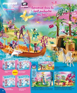 Catalogue Playmobil Janvier 2019 page 58