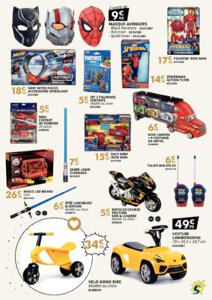 Catalogue S Center La Réunion Noël 2019 page 7