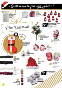 Catalogue S Center La Réunion Noël 2019 page 16