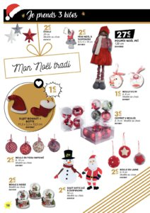 Catalogue S Center La Réunion Noël 2019 page 18
