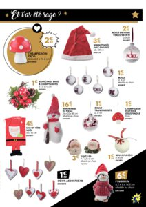 Catalogue S Center La Réunion Noël 2019 page 19