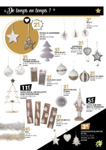 Catalogue S Center La Réunion Noël 2019 page 21