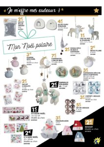 Catalogue S Center La Réunion Noël 2019 page 23