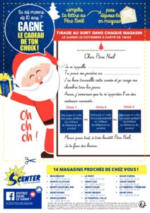 Catalogue S Center La Réunion Noël 2019 page 24