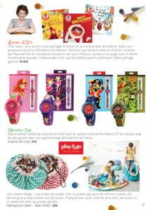Catalogue Sajou Belgique 2016-2017 page 3