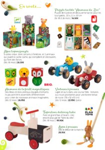 Catalogue Sajou Belgique 2016-2017 page 6