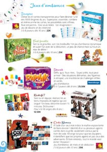 Catalogue Sajou Belgique 2016-2017 page 44