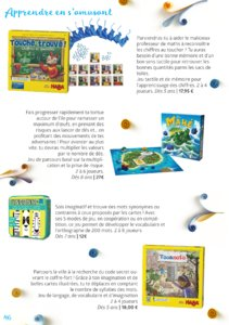 Catalogue Sajou Belgique 2016-2017 page 46