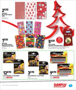 Catalogue Simply Market Noël 2017 page 35