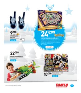 Catalogue Simply Market Noël 2015 page 13