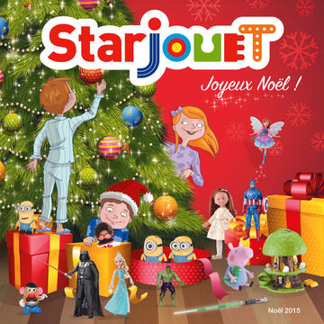 Catalogue Starjouet France Noël 2015