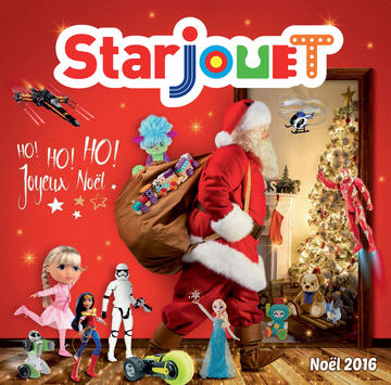 Catalogue Starjouet France Noël 2016