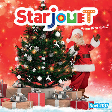 Catalogue Starjouet Noël 2017