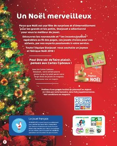 Catalogue Starjouet La Réunion Noël 2018 page 2