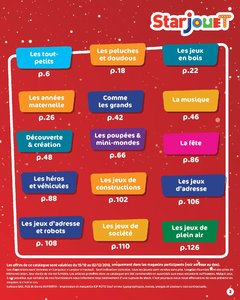 Catalogue Starjouet La Réunion Noël 2018 page 3