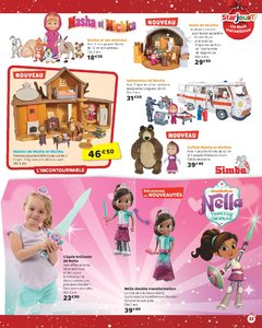 Catalogue Starjouet La Réunion Noël 2018 page 35