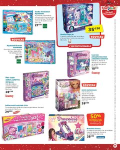 Catalogue Starjouet La Réunion Noël 2018 page 57