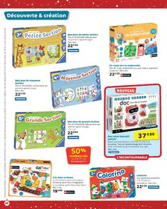 Catalogue Starjouet La Réunion Noël 2018 page 60