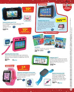 Catalogue Starjouet La Réunion Noël 2018 page 63