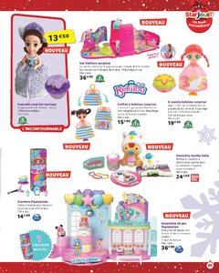 Catalogue Starjouet La Réunion Noël 2018 page 85