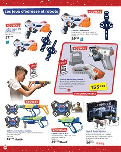 Catalogue Starjouet La Réunion Noël 2018 page 108
