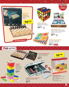 Catalogue Starjouet La Réunion Noël 2018 page 125