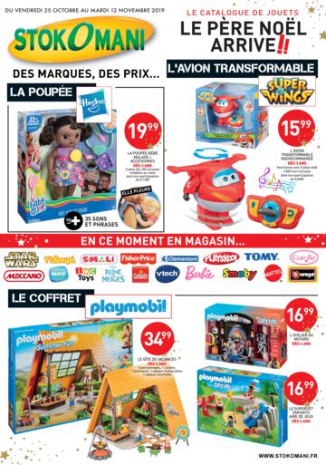 Catalogue Stokomani Noël 2019