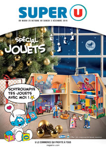 Catalogue Super U France Noël 2016 page 1